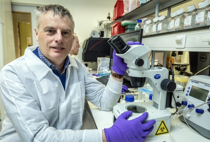 "Leuvens labo ontwikkelt in sneltempo vaccin tegen coronavirus: ""We zijn optimistisch"""
