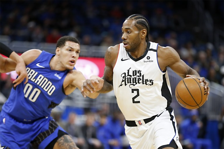 NBA-wedstrijden worden afgewerkt in emotionele omstandigheden: LA Clippers eren Bryant met zege