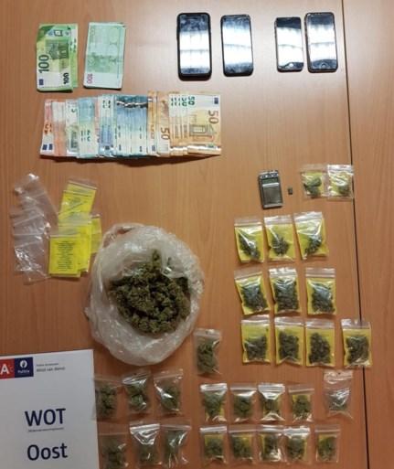 Verschillende drugsdealers gevat, ook café verzegeld na drugsverkoop