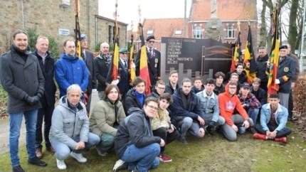 """Leerlingen Gitok maken pop-upmonument voor 75ste verjaardag bevrijding Auschwitz: """"Belangrijk om de gruwelen nooit te vergeten"""""""