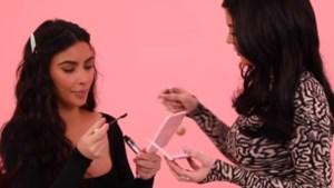 De Kardashians delen hun trucje met mascara