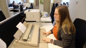 Willebroekse ambtenaren zijn creatief na cyberaanval: aan de slag met klasseermappen, typemachines en tipp-ex