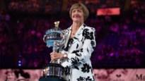 Controverse op Australian Open door huldiging homofobe grandslam-recordhoudster Margaret Court