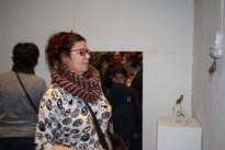 Expo 'De kleinste en de kortste' lokt  kunstliefhebbers naar academie