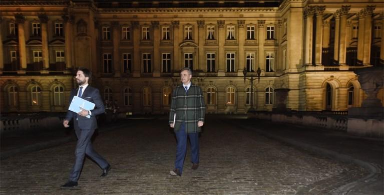 Verrassend: opdracht informateurs Coens (CD&V) en Bouchez (MR) verlengd tot 4 februari