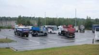 """Parkeerverbod vrachtwagens in bebouwde kom werkt: """"Slechts zeven pv's uitgeschreven"""""""