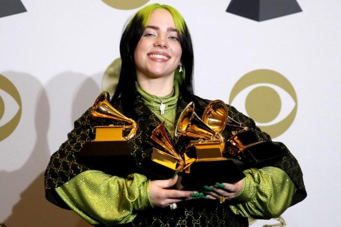 Na 5 Grammy's: is Billie Eilish nu zeker een blijver?