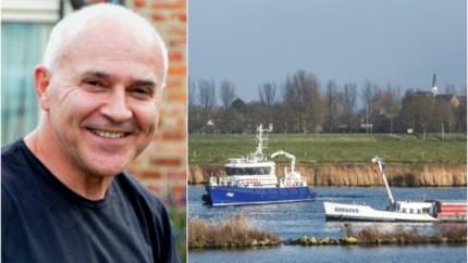 Stoffelijke resten van vermiste loodgieter Johan Van der Heyden gevonden