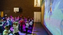 In basisschool Tip Top leren ze voortaan al sportend dankzij nieuwe interactieve bewegingswand