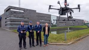 """Klein-Brabant zet als eerste politiekorps in regio drone in: """"De ideale ondersteuning op het terrein"""""""