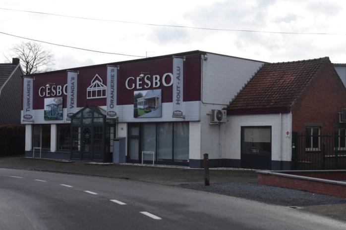 Verandabouwer Gesbo failliet verklaard