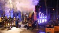 Rookontwikkeling aan tramsporen Belgiëlei door technisch defect
