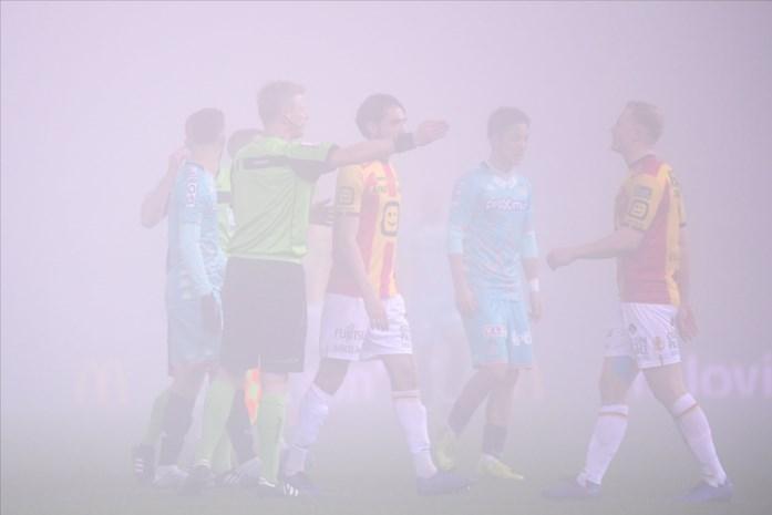 Charleroi en KV Mechelen niet op 4, maar wel op 11 februari