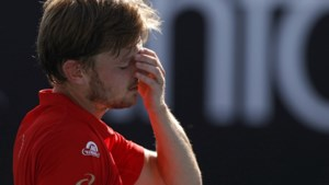 Exit David Goffin: Rus Rublev is in vier sets te sterk voor Luikenaar in derde ronde Australian Open