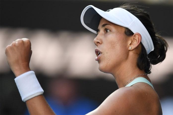 Muguruza verrast favoriet Halep, onuitgegeven vrouwenfinale op de Australian Open