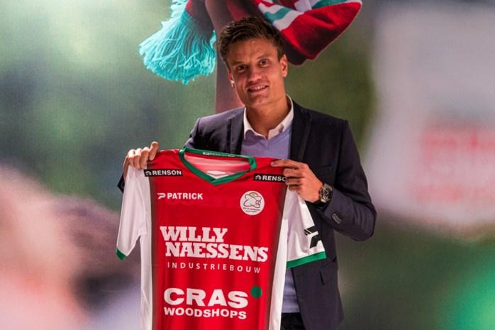 """Jelle Vossen verlaat Club Brugge en trekt voor 3,5 jaar naar Zulte Waregem: """"Ik wil graag naar de bekerfinale op de Heizel"""""""