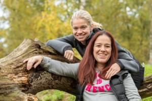 Zussen vertellen hun verhaal in tv-programma 'Vandaag over een jaar': allebei MS, maar zussen liepen Dodentocht uit