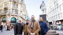 'Brexitwandeling' toont dat Verenigd Koninkrijk onuitwisbaar is in Antwerpen