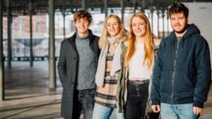"""Studenten organiseren festival in Park Spoor Noord: """"Mensen willen buiten dansen in de winter"""""""