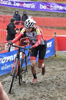 Julie De Wilde verlengt haar Belgische titel bij dames junioren