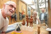 De man die de kerststal van de kathedraal ontwierp is niet meer: kunstenaar Mon Van den Broeck op 74-jarige leeftijd overleden