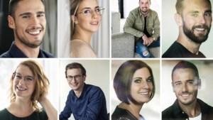 Dit zijn de nieuwe deelnemers van 'Blind Getrouwd': zes van de acht komen uit provincie Antwerpen