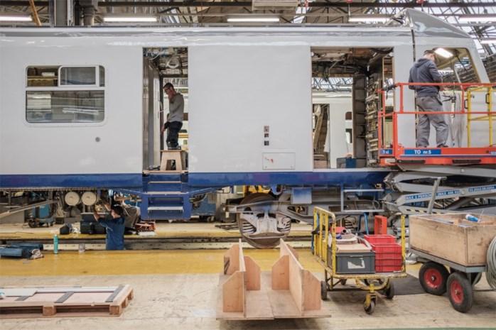 NMBS zoekt ruim 100 'technische talenten' voor centrale werkplaats