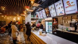 Kippenrestaurant werkt jarenlange leegstand op Botermarkt weg