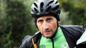 Davide Rebellin (48) doet er nog een jaartje bij
