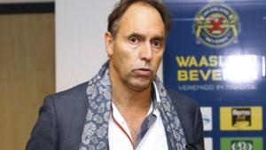 """Voorzitter Huyck bespreekt vier hete hangijzers bij Waasland-Beveren: """"Eigenlijk wilden we Verstraete"""""""