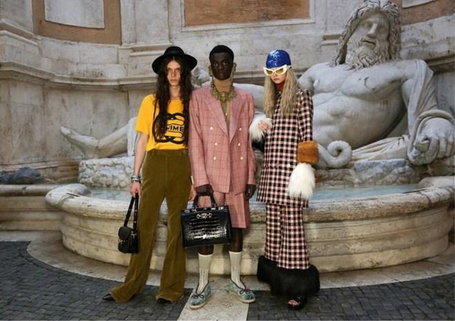 Gucci trekt naar San Francisco
