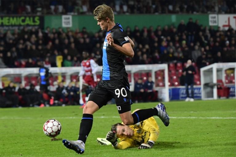 Eerste bekerfinalist is bekend: 18-jarige De Ketelaere verlost Club Brugge met debuutgoal tegen sterk Zulte Waregem