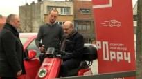 Poppy breidt zone voor deelwagens uit naar Ekeren