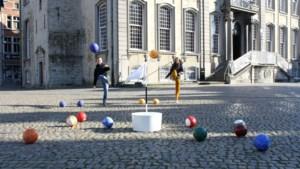 Verken al voetbalgolfend de historische binnenstad