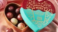 Bizar: Chocoladetruffels met ketchup