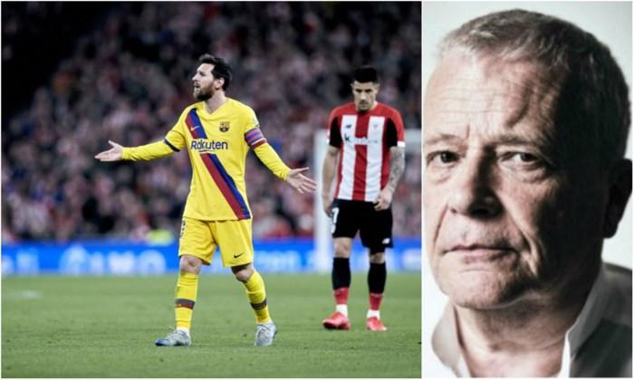 DE BLIK VAN BISTIAUX. Als veldheer Messi spreekt, luistert de wereld