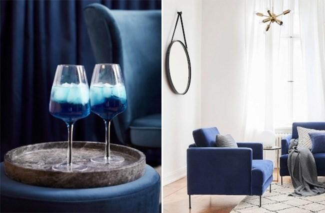 Blauw, blauw, blauw: zo haal je de trendkleur binnen