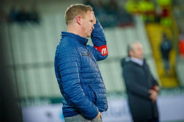 "REACTIES. Wouter Vrancken na nederlaag op Cercle Brugge: ""Te veel spelers niet op niveau"""