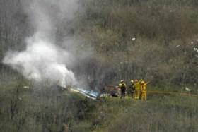Helikopter Kobe Bryant stortte niet neer door motorproblemen