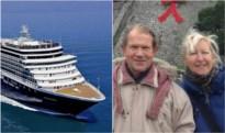 """Kempens koppel zit al 8 dagen vast op cruise in Zuid-Chinese Zee: """"Door het coronavirus mogen we nergens aanleggen"""""""