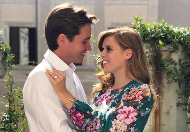 Kogel is door de kerk: intieme trouwplechtigheid voor prinses Beatrice