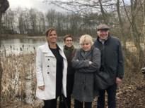 Scouts en verenigingen knappen stukje groen aan industrieterrein Klein-Gent op