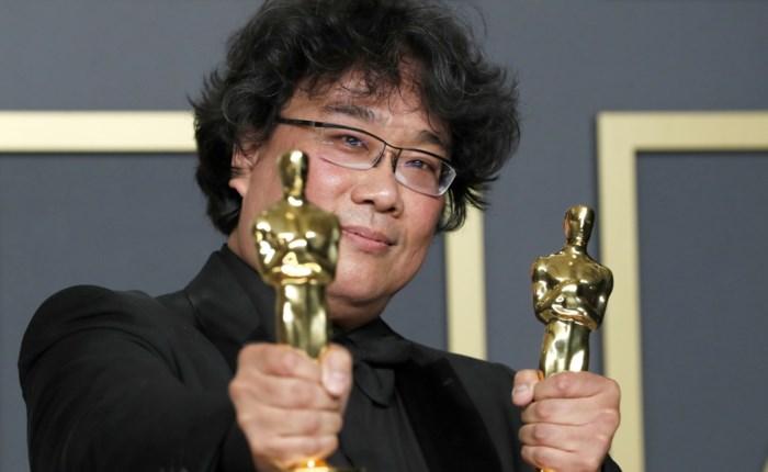 """Jan Verheyen over Oscars: """"Film 'Parasite' groeide in de polls en werd de surprise van de avond"""""""