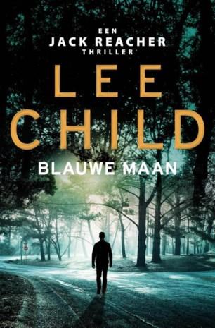 BOEK. Lee Child - Blauwe maan
