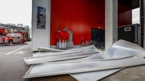 Storm Ciara richt ook schade aan in het stadion van KV Mechelen