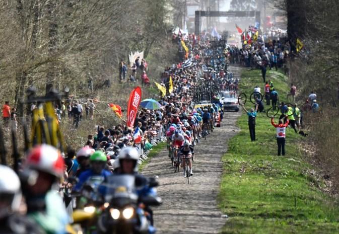 Parijs-Roubaix telt dit jaar 55 kilometer kasseien, organisatie voegt één extra strook toe