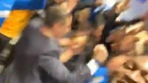 En toen werd de kleedkamer gek: scorende Lukaku deelt video van vreugde in Inter-kleedkamer