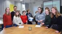 Leerlingen zorgen voor Dikketruiendag met extra animatie rond milieu en klimaat om school energiezuiniger te maken