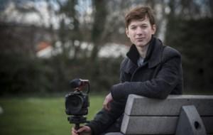 """18-jarige maakte tweede kortfilm in twee jaar tijd: """"Ik heb de film wel tien keer opnieuw gemonteerd"""""""