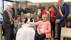 Zuster Lucy viert honderdste verjaardag
